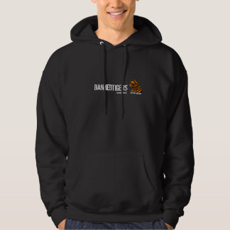 BANNEDTIGERSの限定版のHOODIE. パーカ