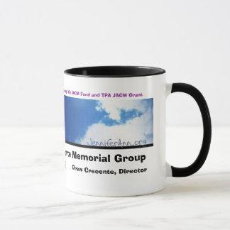 banner1、JenniferAnnOrgLogo、ジェニファーアンC… マグカップ
