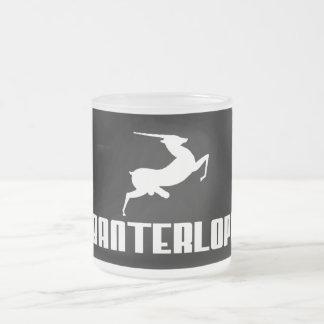 Banterlopeの冗談商人のギフト フロストグラスマグカップ