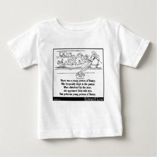 Bantryの若者がありました ベビーTシャツ