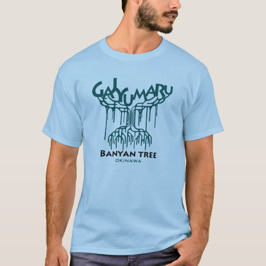 banyan tree okinawa tシャツ