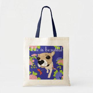 Baoのbao犬 トートバッグ