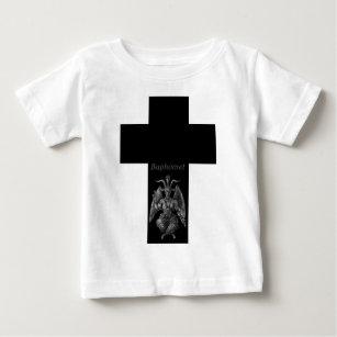 Baphomet Cross ベビーTシャツ