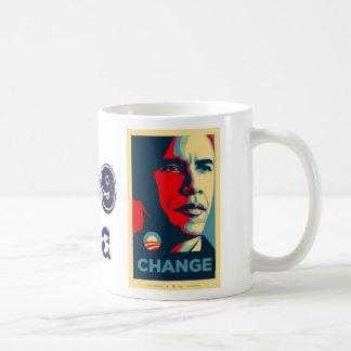 Barack_Obama 2009年のオバマのマグ コーヒーマグカップ