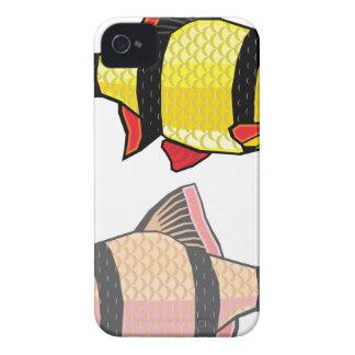 Barbのアクアリウムの魚 Case-Mate iPhone 4 ケース
