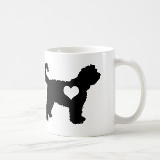 Barbetのハートのマグ コーヒーマグカップ