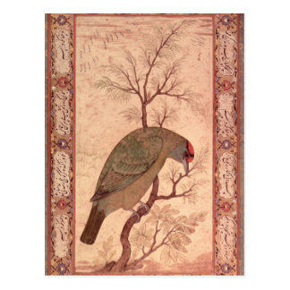 BarbetのJahangirの期間、Mughal 1615年 ポストカード