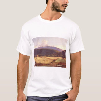 Bareford Mountains',の碧玉F_Landscapes Tシャツ