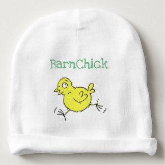 BarnChickのベビーの帽子 ベビービーニー