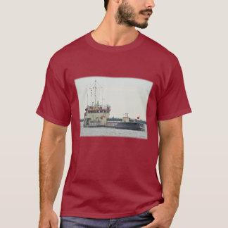 Barnegatの入口のニュージャージーシリーズを押し入って下さい Tシャツ