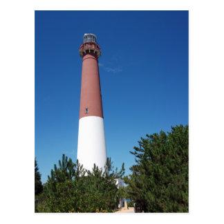 Barnegatの灯台古い口論 ポストカード