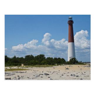 Barnegatの灯台 ポストカード