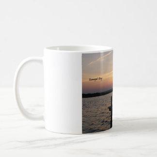 Barnegat湾のマグ コーヒーマグカップ
