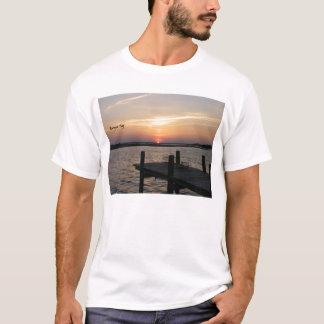Barnegat湾のTシャツ Tシャツ