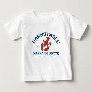 Barnstable -ケープコッド ベビーTシャツ