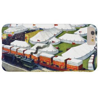 Barnumおよびベイリーのサーカスの1899年のiPhone 6のプラスの場合 Barely There iPhone 6 Plus ケース