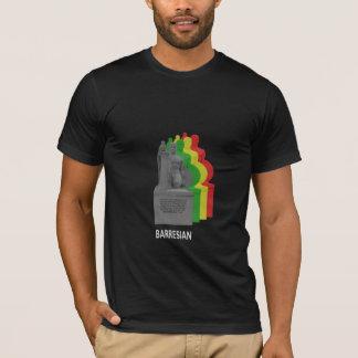 BarresianのラスタのTシャツ Tシャツ