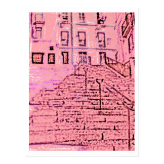 Barroca -リスボン ポストカード