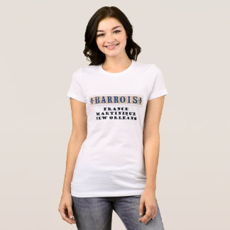 BARROISの家系のTシャツ Tシャツ
