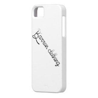 Barronの衣類 iPhone SE/5/5s ケース