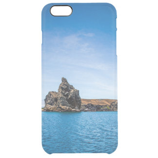 Bartolomeの島からの電話箱 クリア iPhone 6 Plusケース