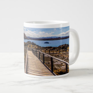 Bartolomeの島のマグ ジャンボコーヒーマグカップ