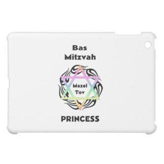 Bas (ユダヤ教の)バル・ミツバーのプリンセス iPad miniケース