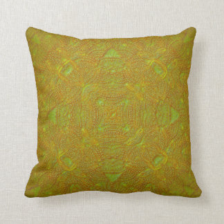 Bas-Relief Citrus Mandala Pillow クッション