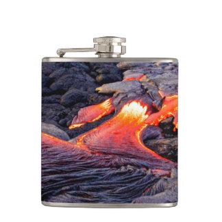 Basaltic溶岩流 フラスク