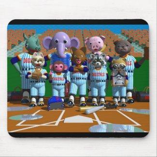 Baseball マウスパッド