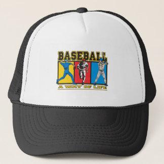 Baseball Way of Life キャップ