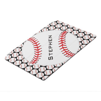 Baseballs Design iPad Cover iPad Proカバー