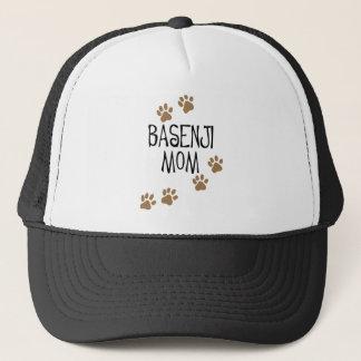 Basenjiのお母さん キャップ