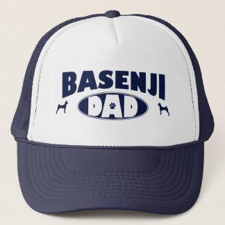 Basenjiのパパ キャップ