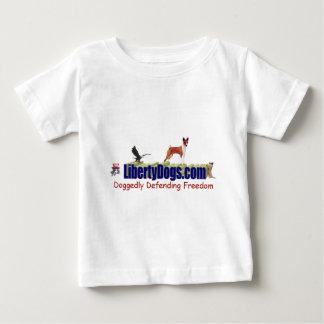 Basenjiの物 ベビーTシャツ