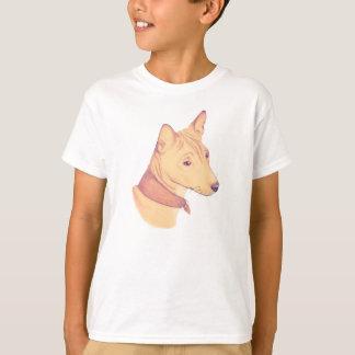 Basenjiの衣服-カスタマイズ: 皆のための選択 tシャツ