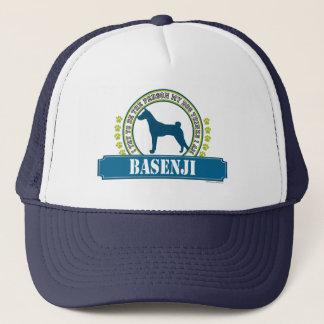 Basenji キャップ