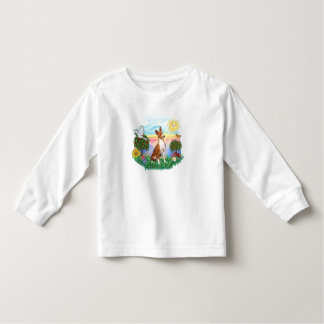 Basenji トドラーTシャツ