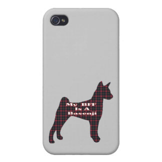 Basenji BFF iPhone 4/4Sケース