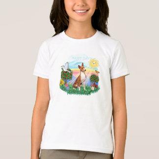 Basenji Tシャツ
