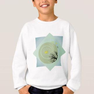 Bashoの池 スウェットシャツ