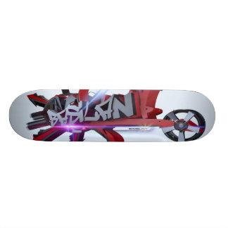 Basilan Scateboard スケートボード