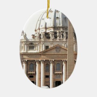 Basilica diサンピエトロ セラミックオーナメント