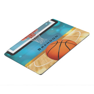 Basketball Design iPad Cover iPad Proカバー