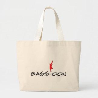 Bass-Oon.com ラージトートバッグ
