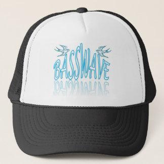 BassWaveの帽子 キャップ