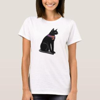 Bastet猫のTシャツ Tシャツ