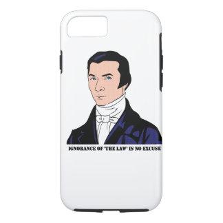 BastiatのiPhoneの場合 iPhone 8/7ケース