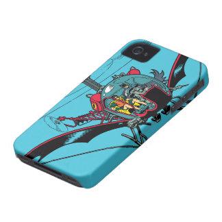 Batcopter Case-Mate iPhone 4 ケース