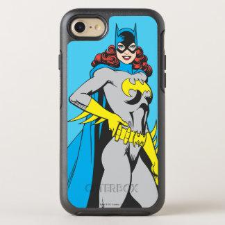 Batgirlの姿勢 オッターボックスシンメトリーiPhone 8/7 ケース